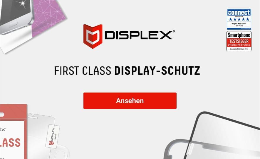 Displex Panzerglas & Schutzfolien bestellen