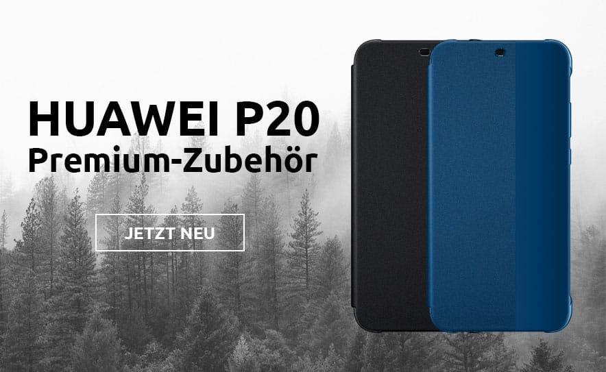 Huawei P20 Huellen und Zubehör kaufen