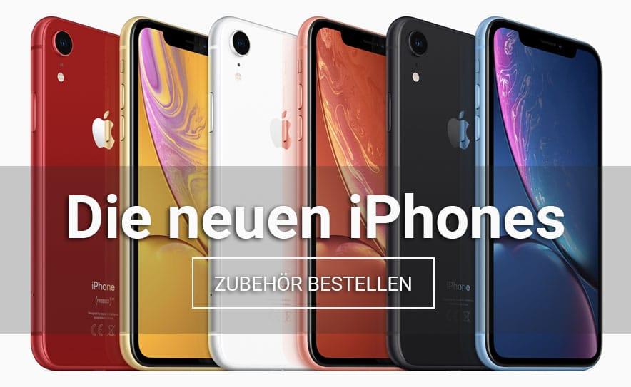 iPhone XS und iPhone XS MAX - Jetzt neu