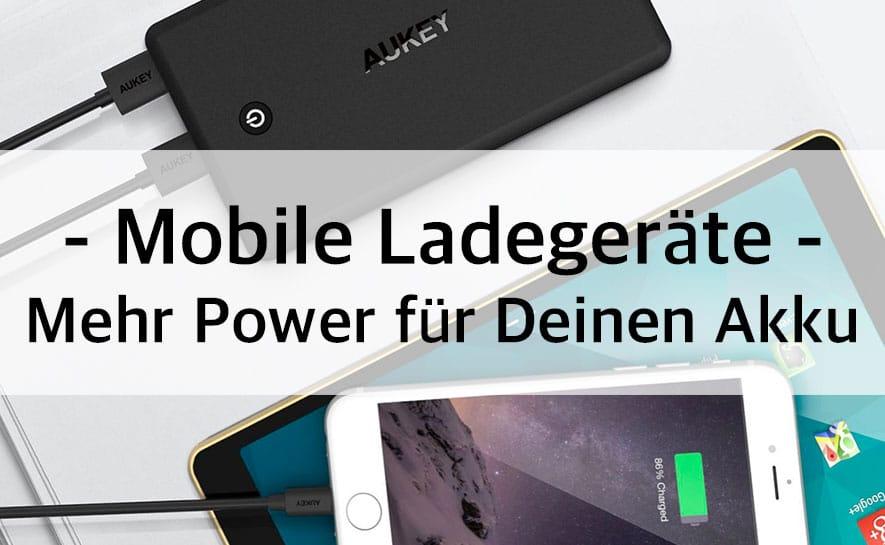 Mobile Powerbank