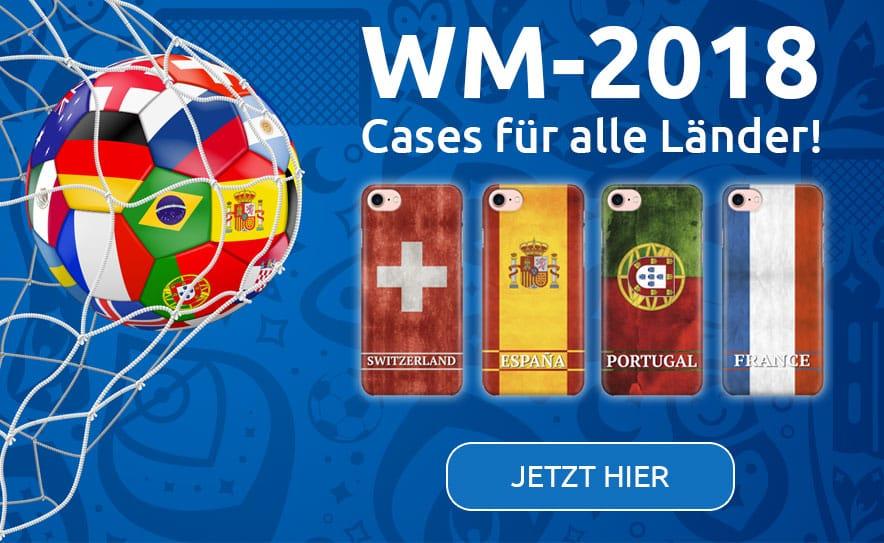 WM Hüllen für dein Smartphone bestellen