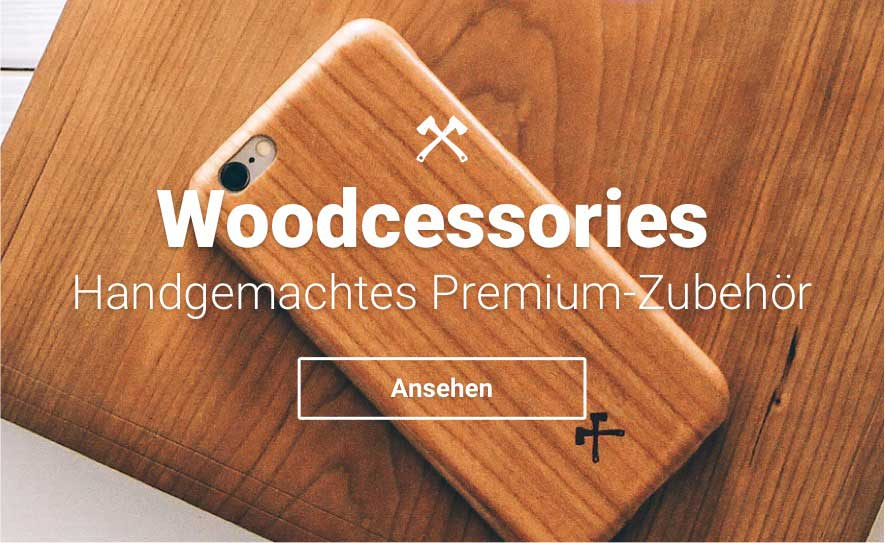 Woodcessories Cases