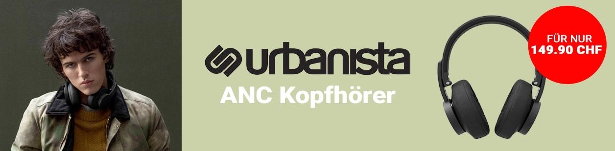 New York ANC Kopfhörer von Urbanista online shoppen