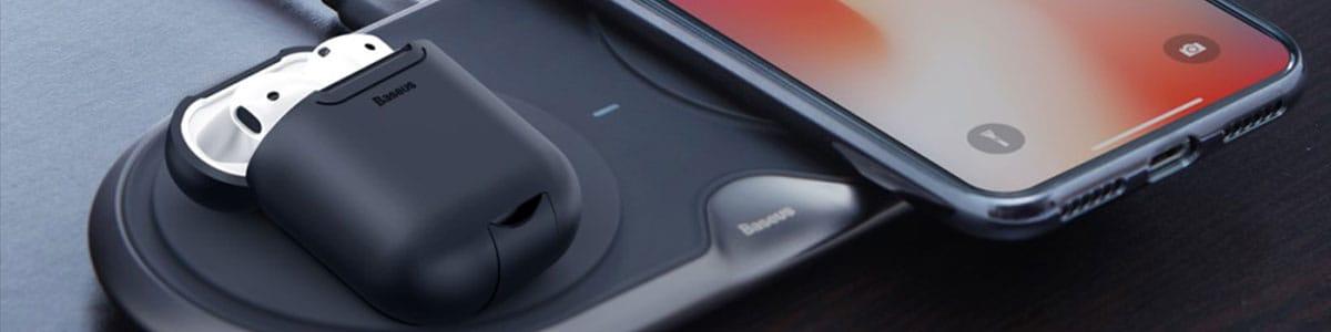 AirPods Qi Wireless Charger Schutzhüllen online bestellen