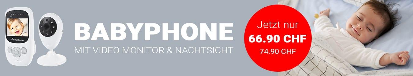 Wireless Babyphone online bestellen