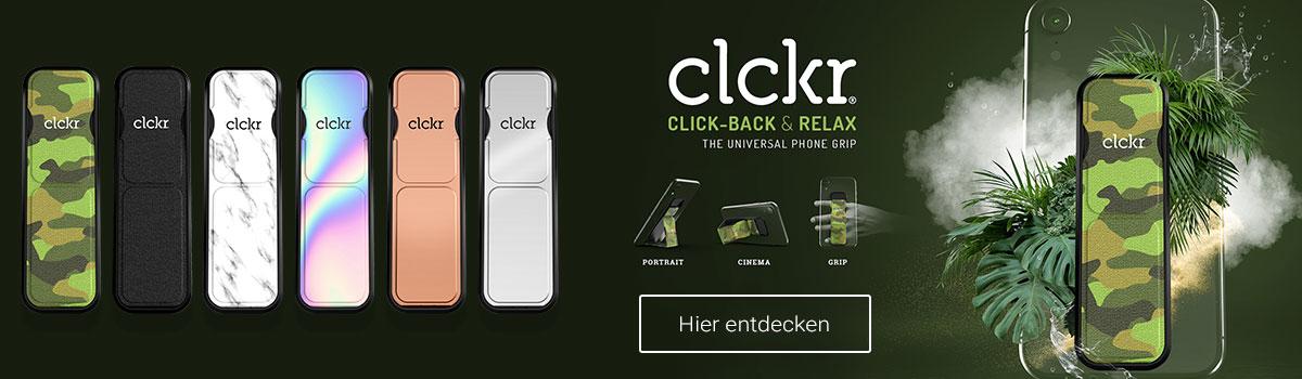 Clckr Handy Halterung jetzt online bestellen