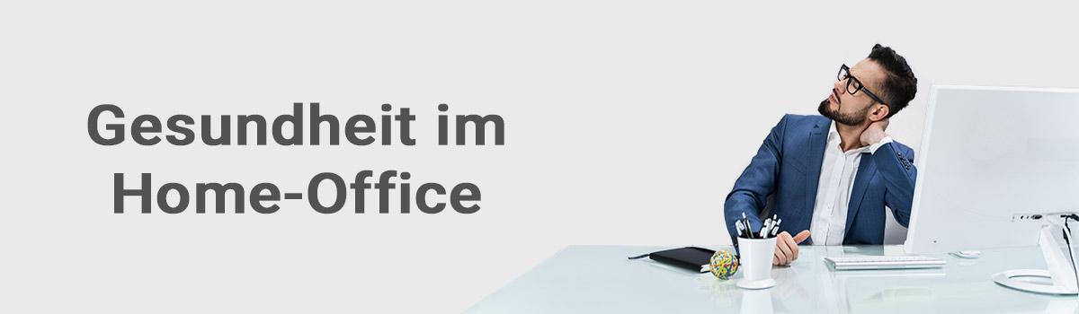 Home-Office Gesundheit