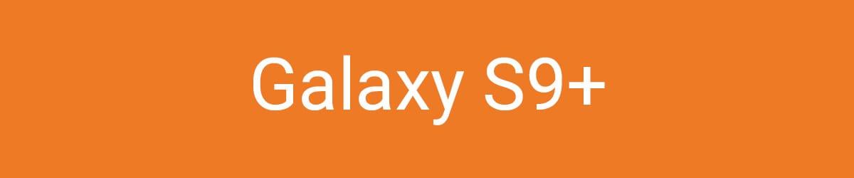 Samsung Galaxy S9 Plus Handyhülle bestellen
