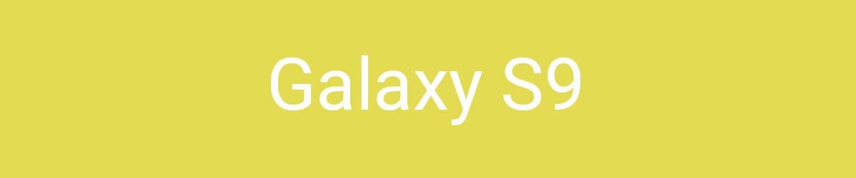 Samsung Galaxy S9 Handyhülle bestellen