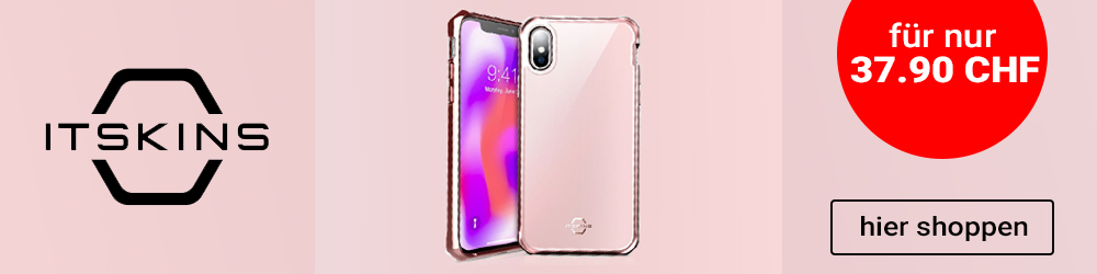 ITSkins Schutzhülle iPhone Xs / X Case jetzt online bestellen