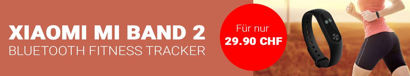 Xiaomi Fitness Tracker Mi Band 2 hier online bestellen