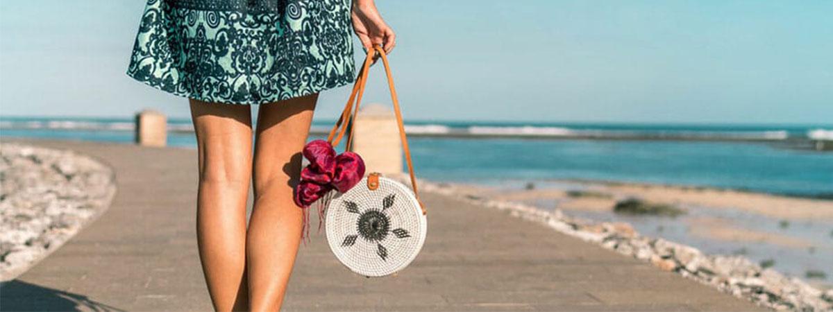 Handgefertigte Rattan Bags online bestellen