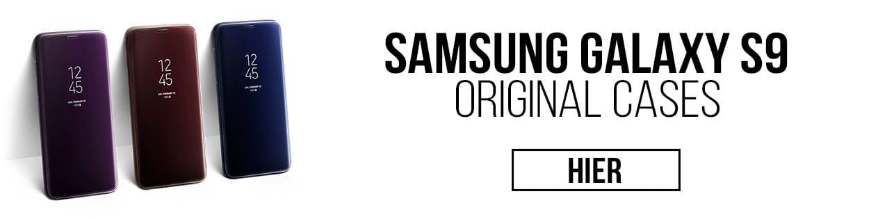 Original Cases von Samsung für Dein Galaxy S9