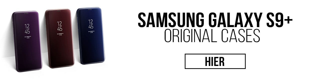 Original Cases von Samsung für Dein Galaxy S9 Plus