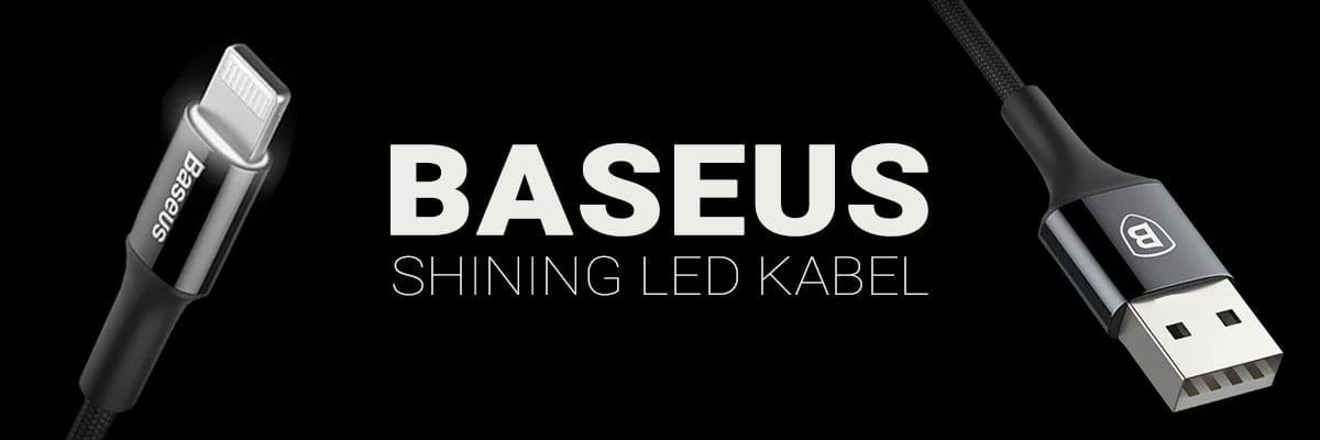 Baseus Shining Cable mit Jet Metal online versandkostenfrei bestellen