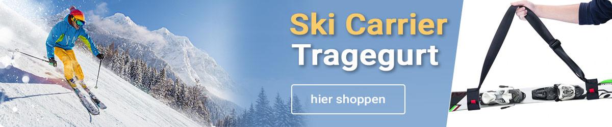 Ski Carrier jetzt zur kalten Jahreszeit bestellen