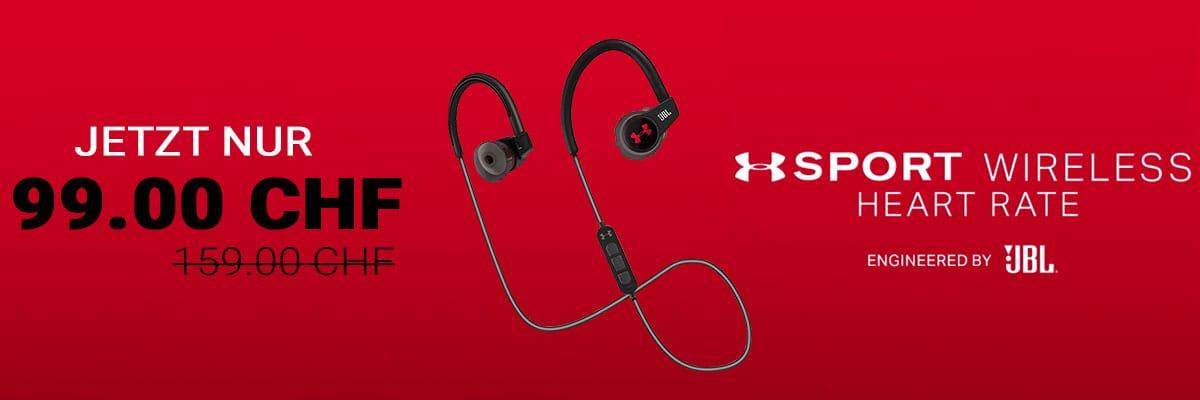 Under Armour by JBL Sport Bluetooth Kopfhörer bestellen