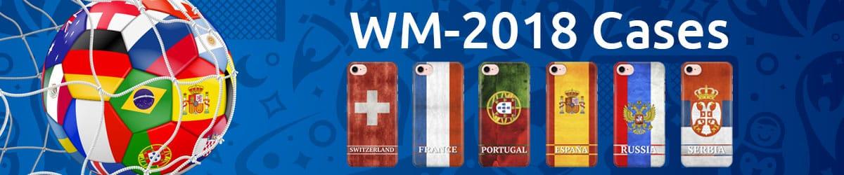 Passende Handy Schutzhüllen zur Fussball Weltmeisterschaft 2018