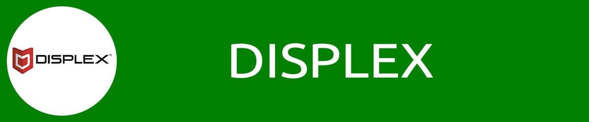 Displex Schutzfolie zum Displayschutz bestellen