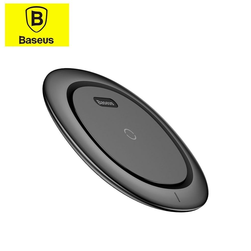 Baseus Ufo Qi Wireless Charger Ladegerät Schwarz