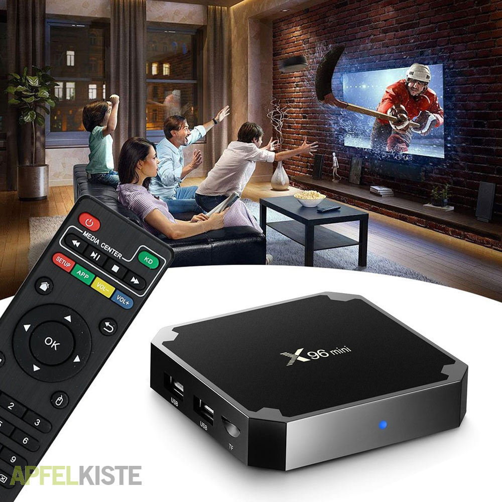 how to connect android box to wifi