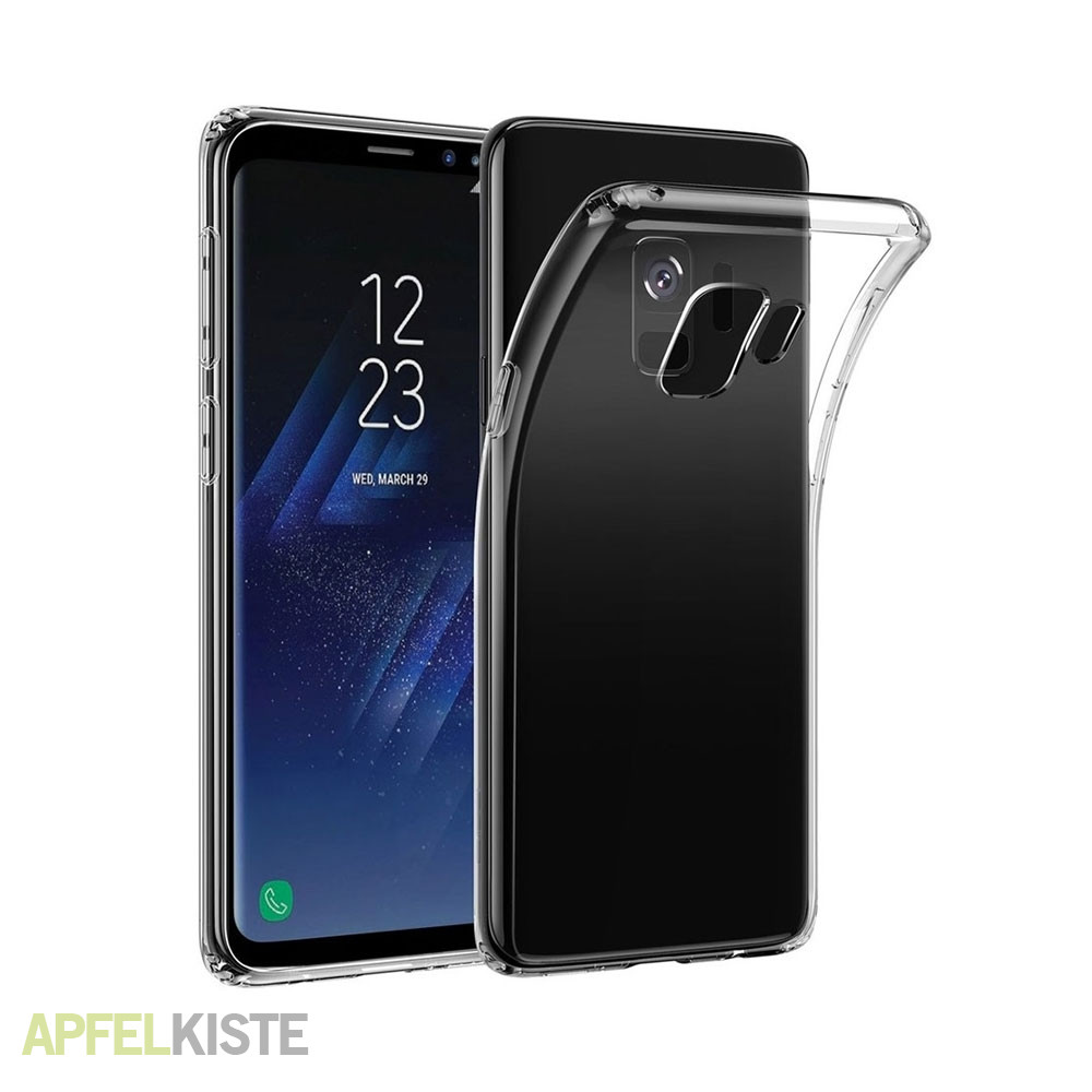 samsung galaxy s9 gummi case h lle ultra thin. Black Bedroom Furniture Sets. Home Design Ideas
