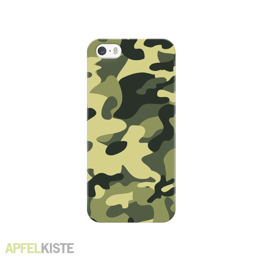 Iphone Se Hulle Camouflage