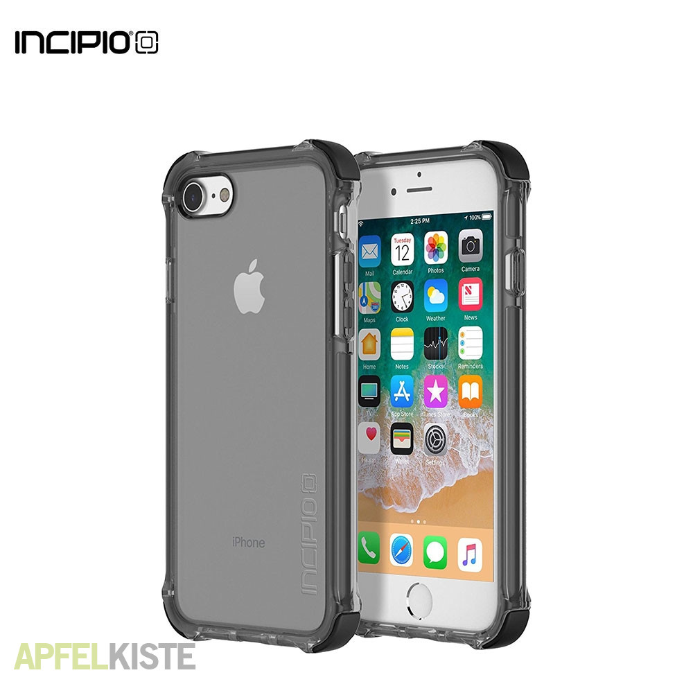 incipio iphone 8 7 reprieve case h lle smoke schwarz. Black Bedroom Furniture Sets. Home Design Ideas