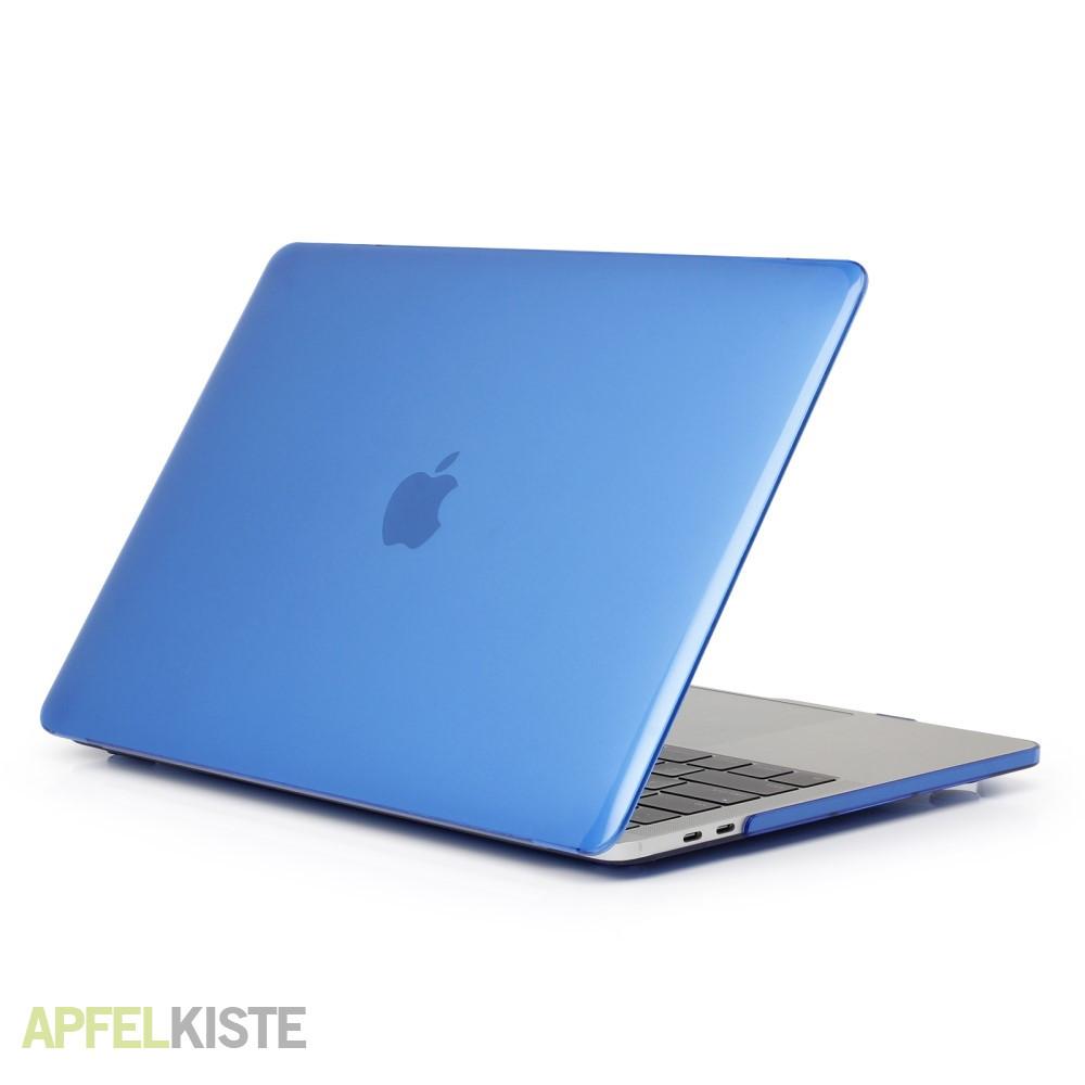 apple macbook pro 2016 15 hard case dunkelblau. Black Bedroom Furniture Sets. Home Design Ideas