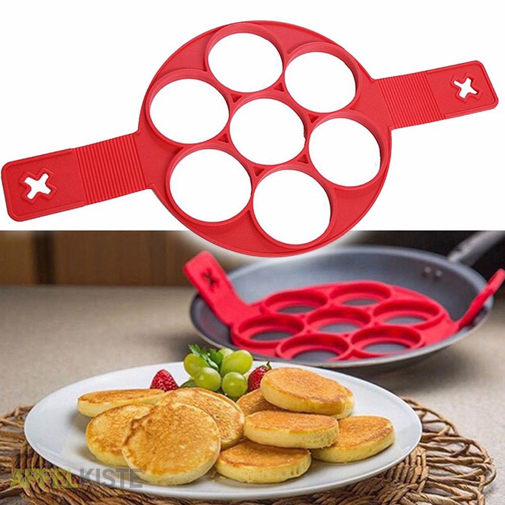 Pancake Maker Pfannkuchenform Rund
