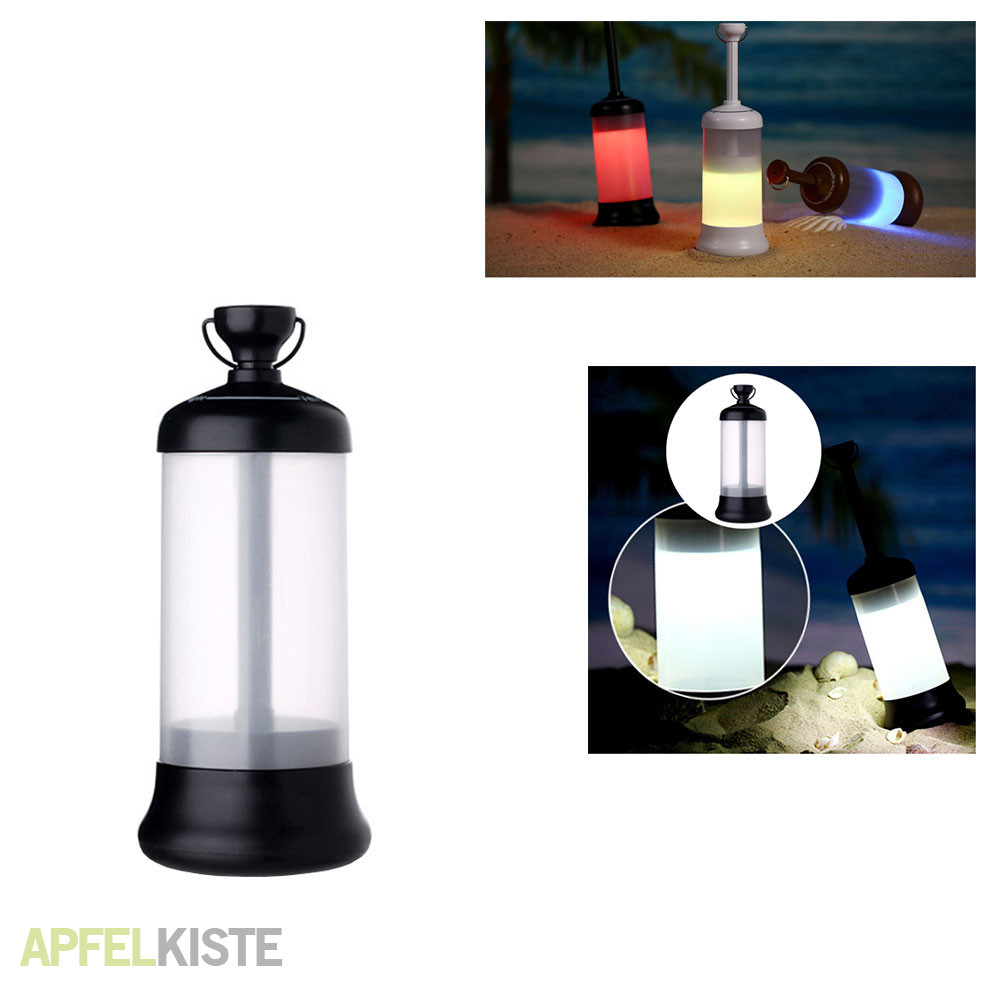 tragbare outdoor led camping laterne lampe. Black Bedroom Furniture Sets. Home Design Ideas