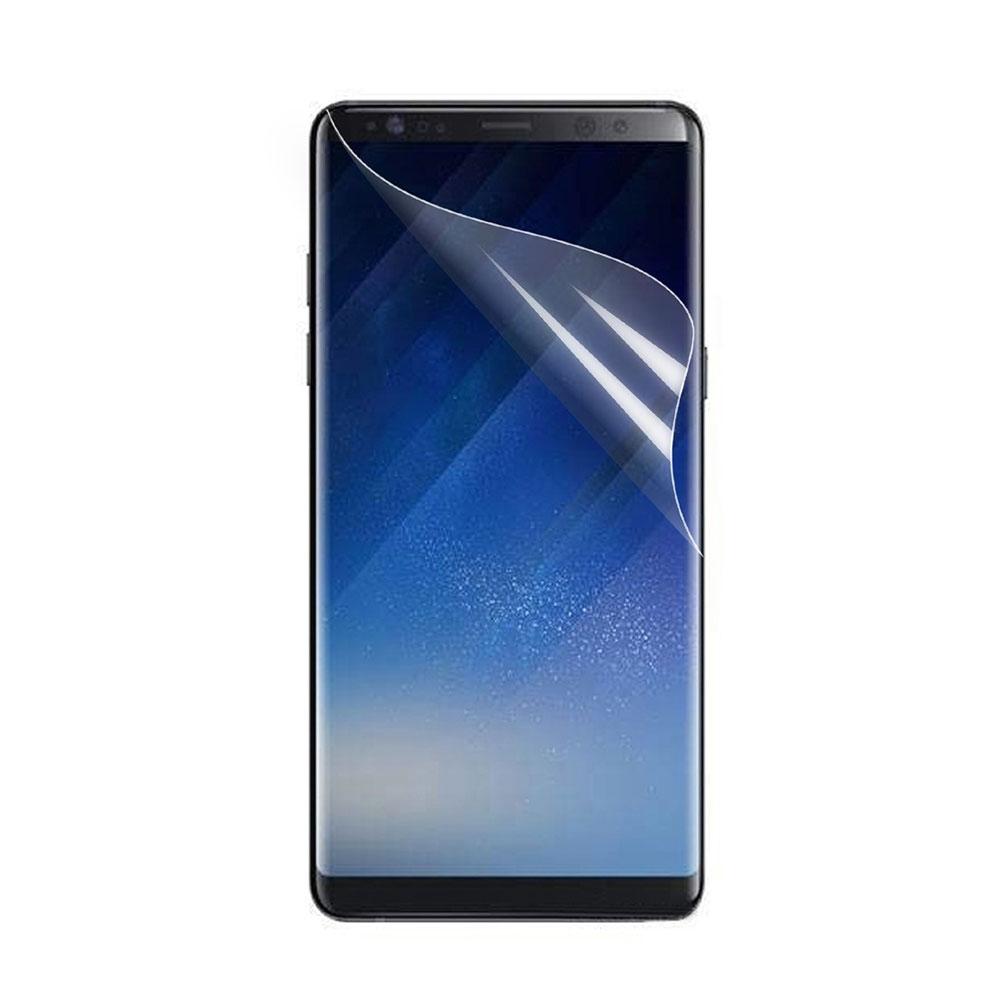 Galaxy Note 8 Zubehr Portofrei Bestellen Stiker Carbon Transparan Samsung 5 1 X Vollbild Full Screen Display Schutzfolie Hd Clear Transparent
