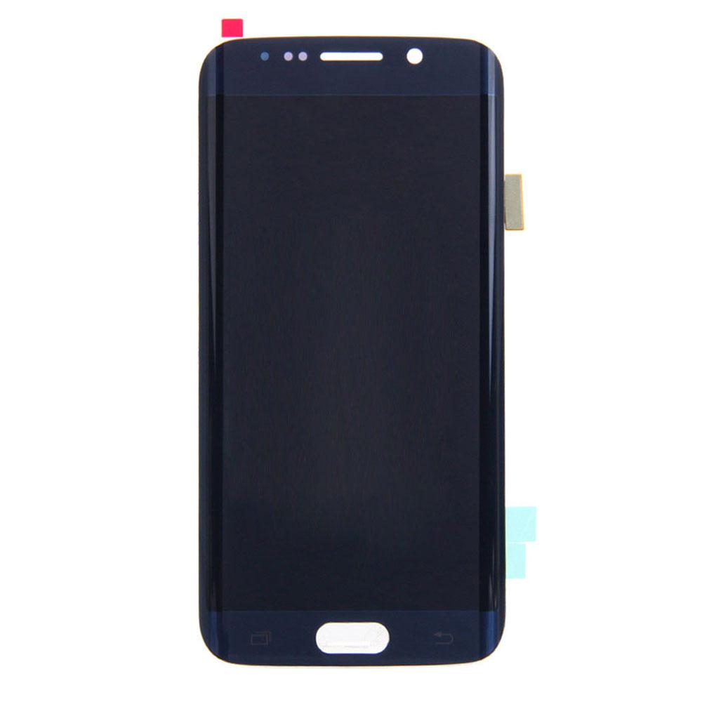 Samsung Galaxy S6 Edge Ersatzdisplay LCD + Digitizer Front (OEM) - Schwarz
