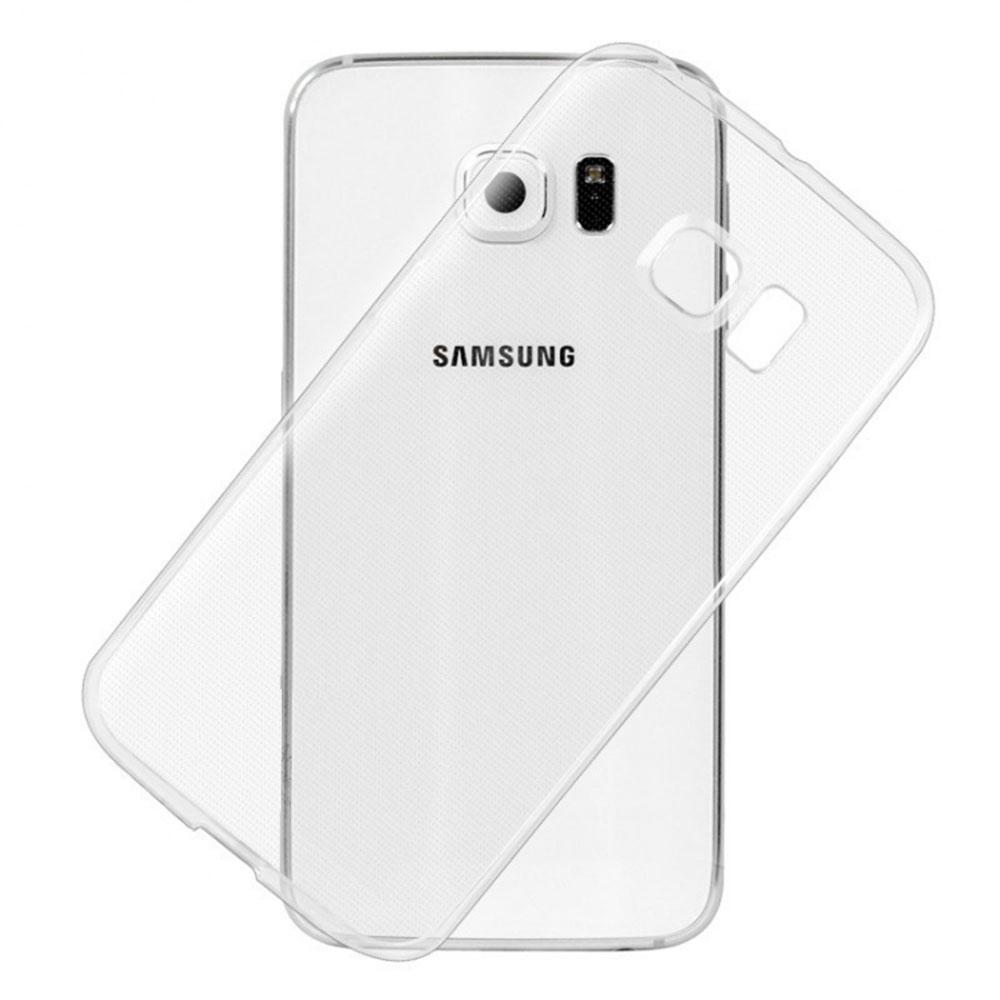 Samsung Galaxy S7 Cases Hllen Taschen Goospery S9 New Bumper X Case Black Gummi Hlle Ultra Thin 06mm Transparent