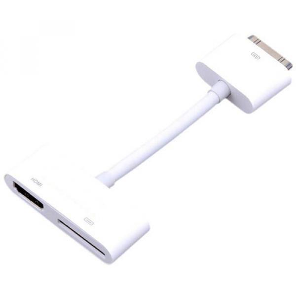 30pin auf HDMI + Apple 30pin AV Adapter Kabel für iPad / iPhone / iPod