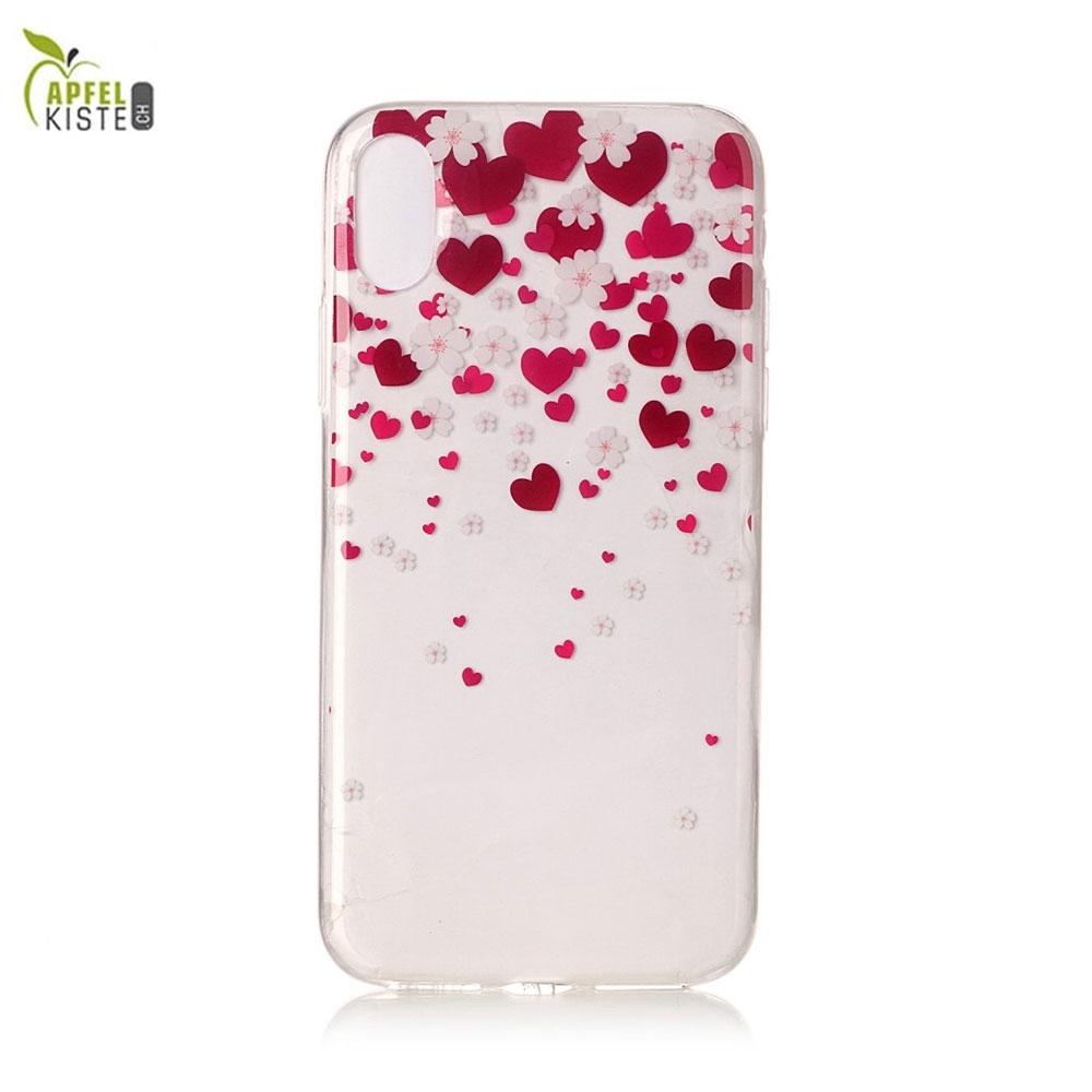 Iphone X Zubehr Online Und Portofrei Bestellen Goospery New Bumper Case Gold Apfelkiste Xs Gummi Hlle Ultra Thin Herzen Transparent