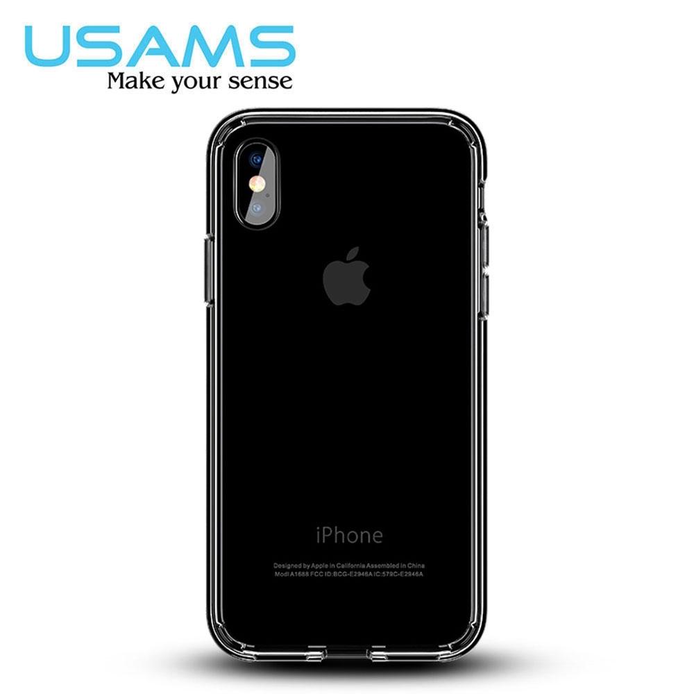 Apple Zubehr Kostenloser Versand Rechnungskauf Goospery Iphone X New Bumper Case Silver