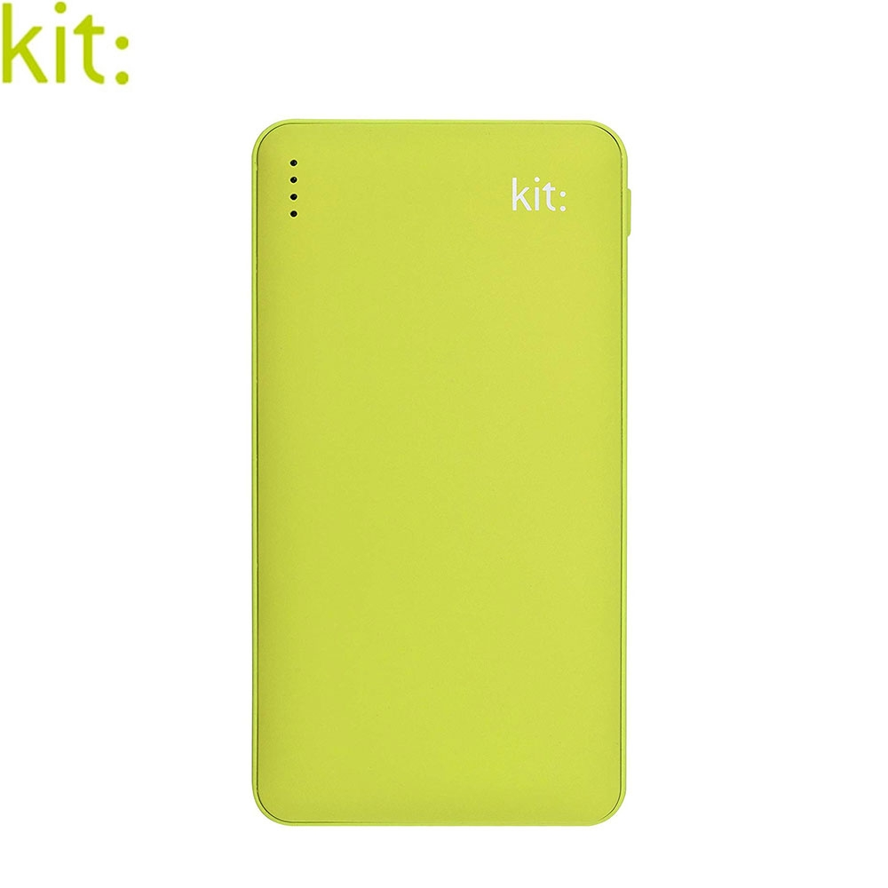 Kit Fresh 12000mAh Dual USB Power Bank