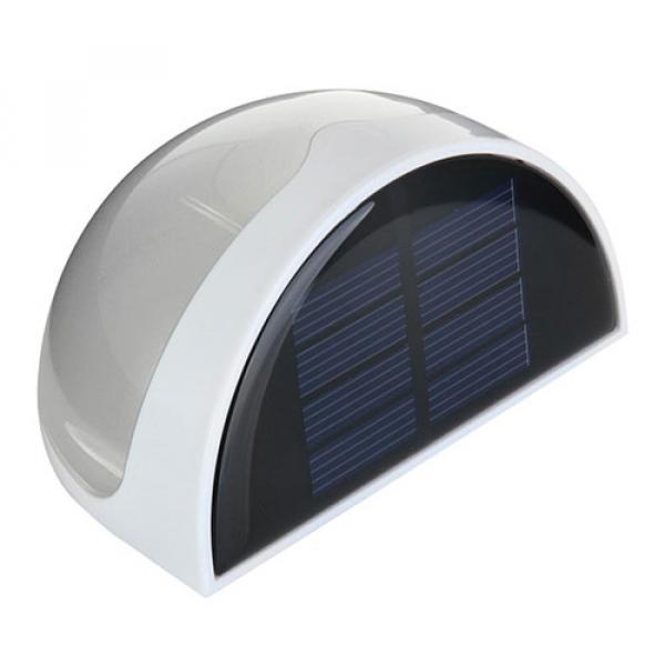 solar led wandleuchte preisvergleich die besten angebote online kaufen. Black Bedroom Furniture Sets. Home Design Ideas