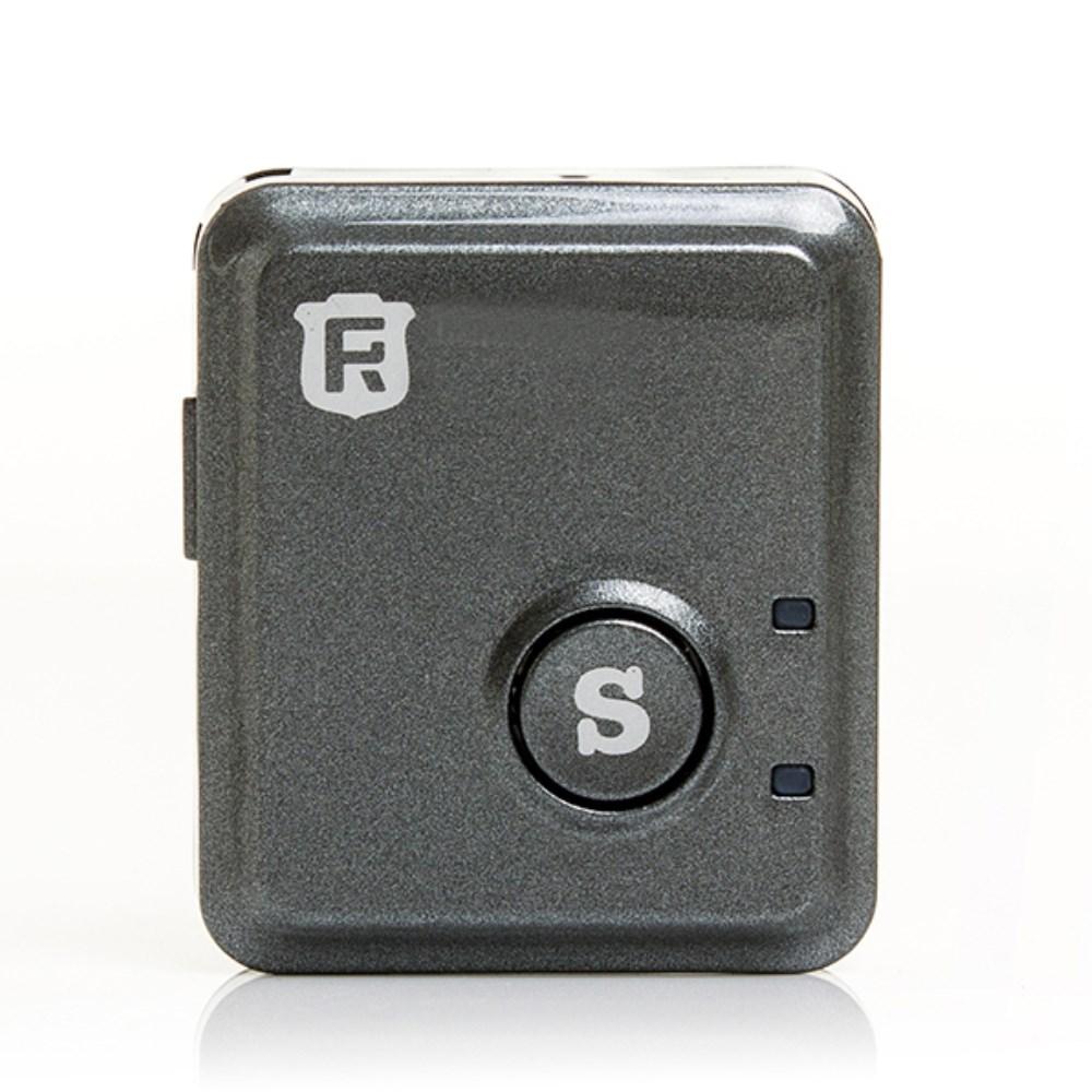 Mini GPS Tracker Peilsender Echtzeit Standortabfrage mit SIM Karten-Slot (iOS/Android)