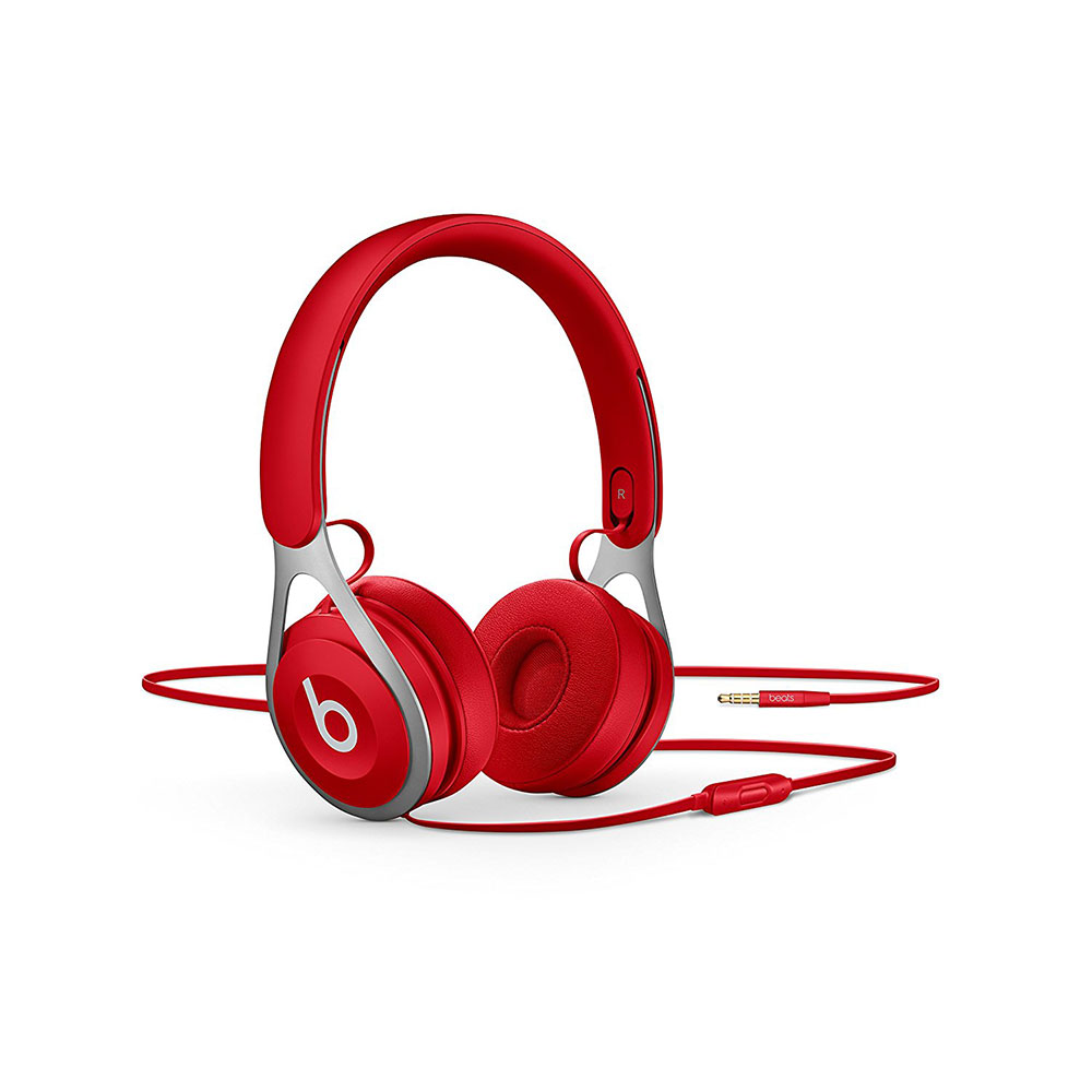 Beats by Dr. Dre EP On-Ear Stereo Kopfhörer (ML9C2ZM/A) - Rot