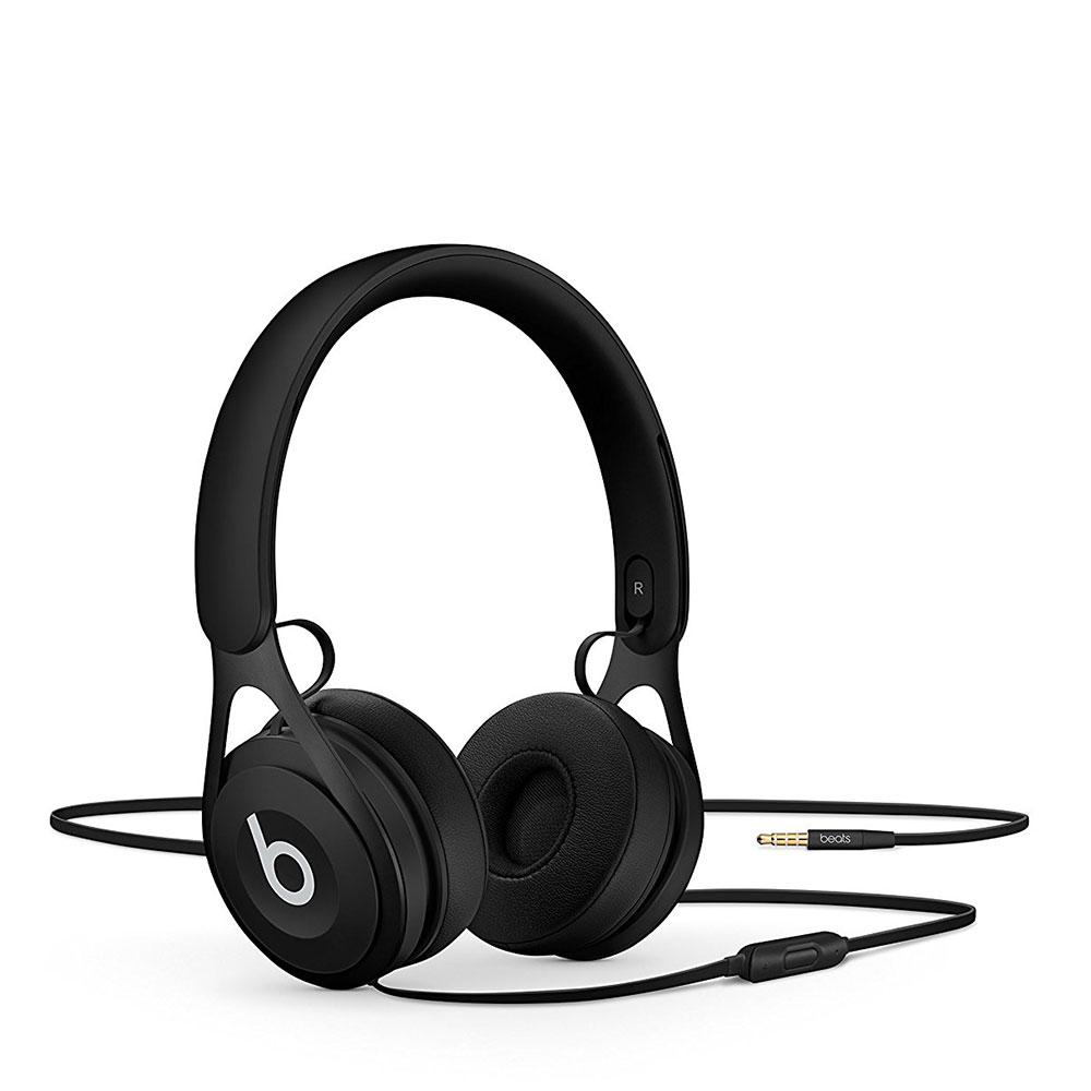 Beats by Dr. Dre EP On-Ear Stereo Kopfhörer (ML992ZM/A) - Schwarz