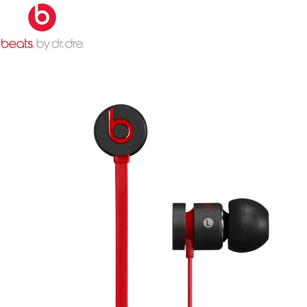 Beats by Dr. Dre UrBeats 2 In-Ear Kopfhörer Schwarz / Rot