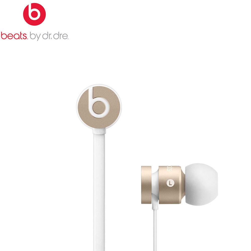 Beats by Dr. Dre UrBeats 2 In-Ear Kopfhörer Weiss / Gold