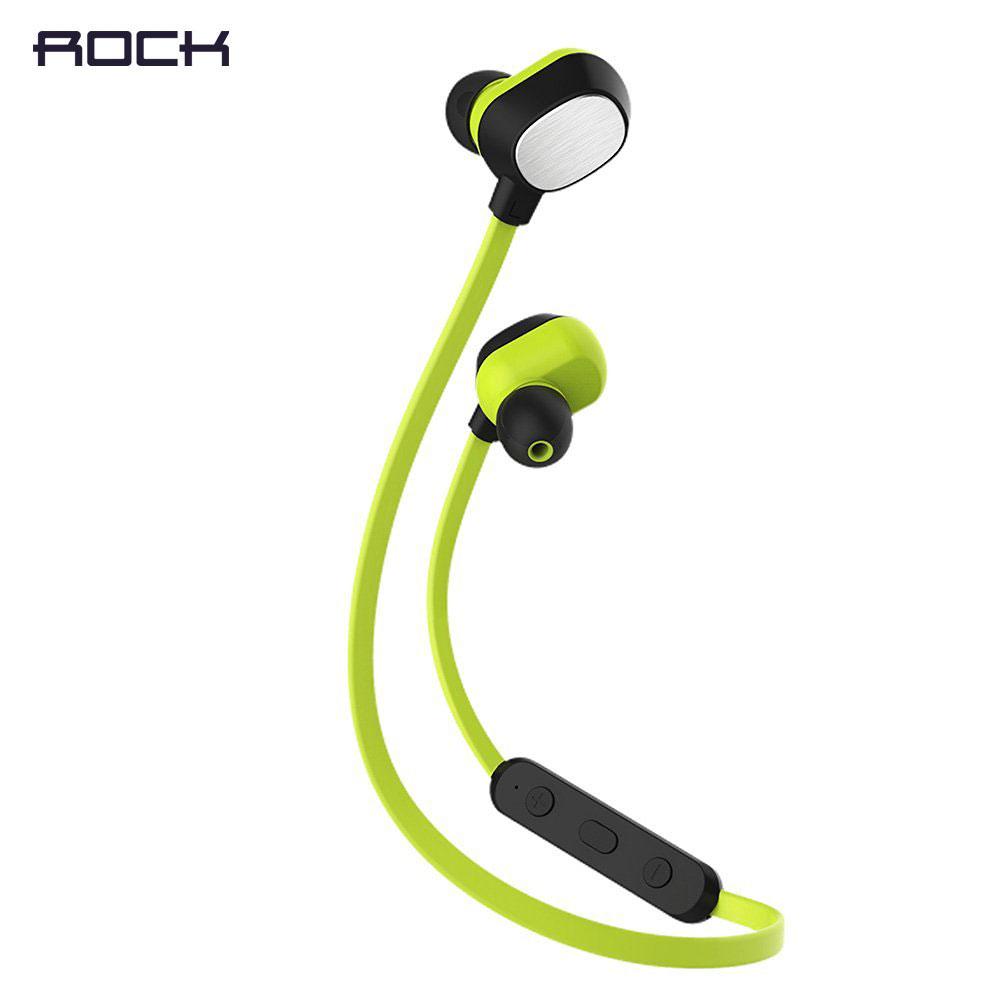Mumo Sport Magnet Bluetooth In-Ear Kopfhörer Headset - Grün