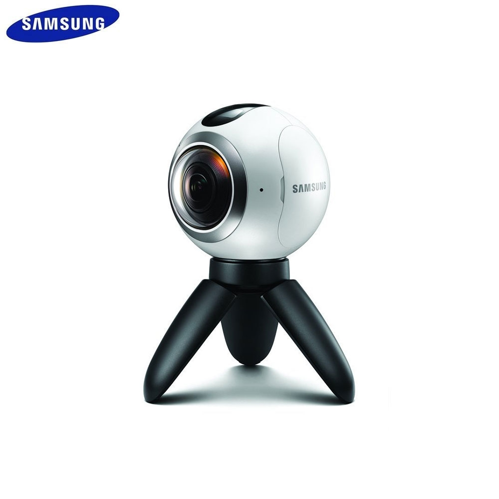 Samsung Gear 360 WiFi 15MP Full-HD VR-Kamera