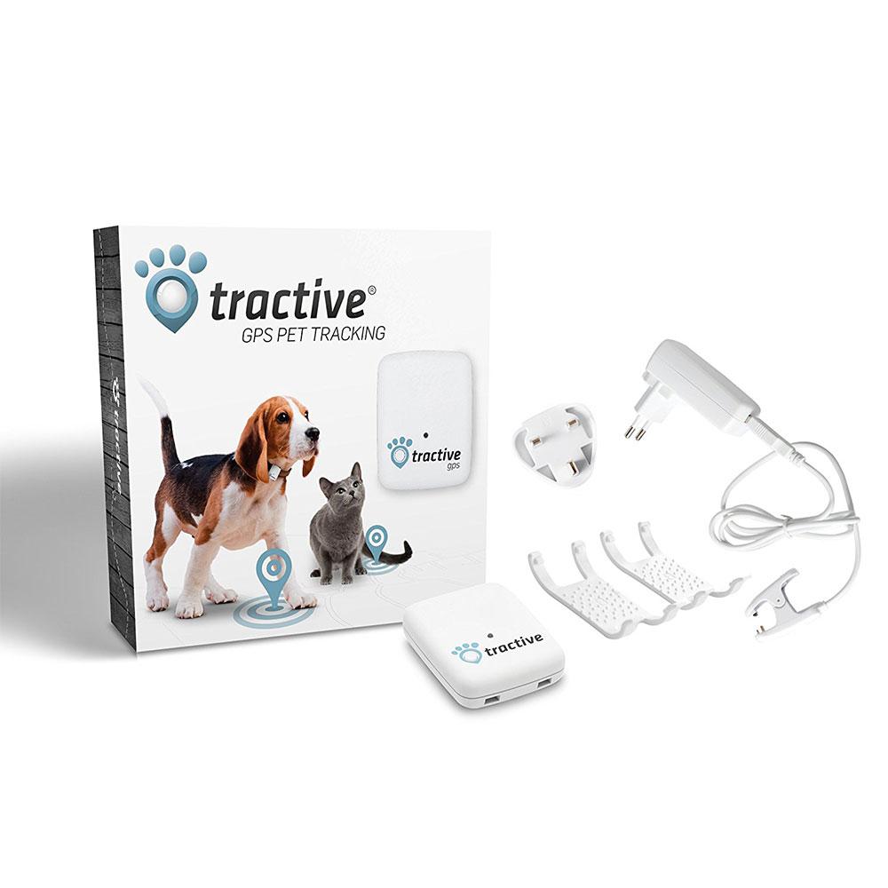 Tractive - GPS Haustier Pet Tracker für Hunde / Katzen / Haustiere (iOS/Android/Microsoft)