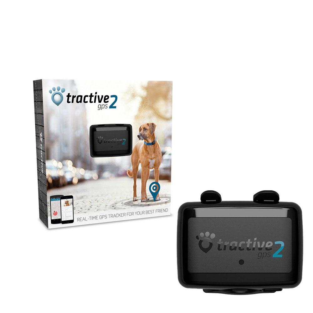 Tractive - GPS 2 Pet Activity Tracker (TRGPS2) für Tiere wie Hunde / Katzen (iOS/Android)